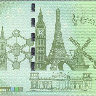0 Euro bankbiljetten