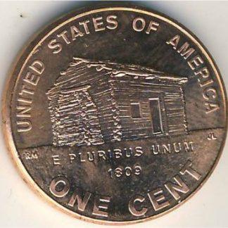 1 Cent 2009 P