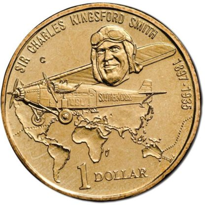 Australie 1 Dollar 1997 UNC