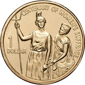 Australie 1 Dollar 2003 UNC