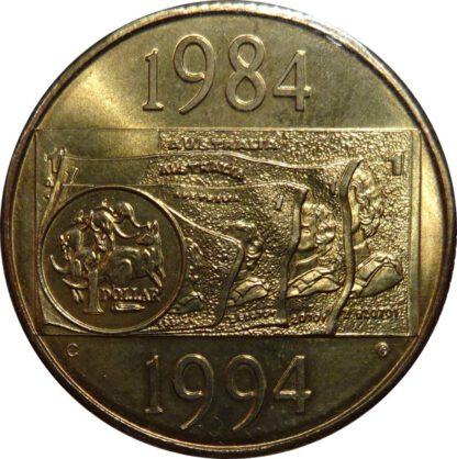 Australie 1 Dollar 1994