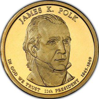 Amerika 1 Dollar 2009 P UNC