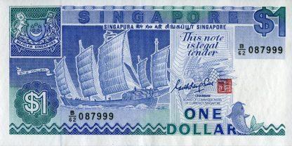 1 Dollar 1987