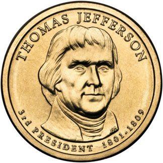 Amerika 1 Dollar 2007 P UNC