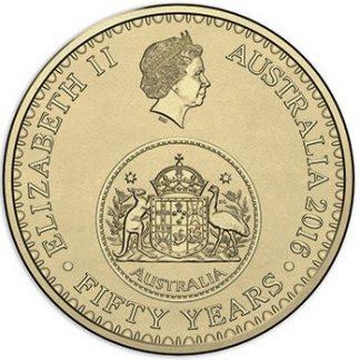 1 Dollar 2016 UNC