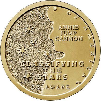 Amerika 1 Dollar 2019 D UNC