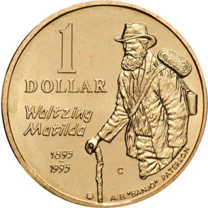 Australie 1 Dollar 1995 UNC