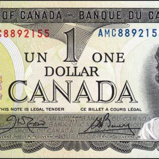 Canada 1 Dollar 1973 UNC
