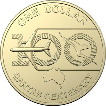 Australie 1 Dollar 2020 UNC