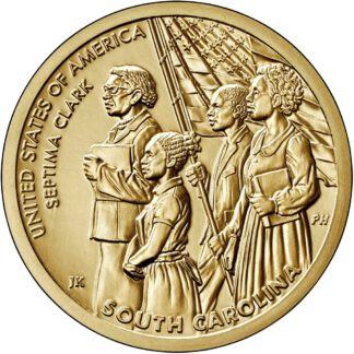 Amerika 1 Dollar 2020 D UNC