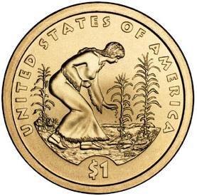 Amerika 1 Dollar 2009 D UNC