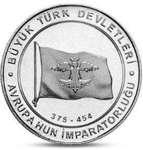 Turkye 1 Kurus 2015 UNC