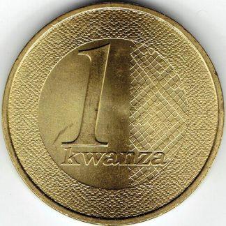 Angola 1 Kwanza 2012 UNC