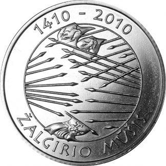 1 Litas 2010 UNC
