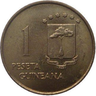 1 Peseta 1969 UNC
