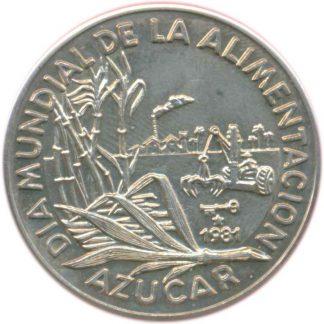 1 Peso 1981 UNC