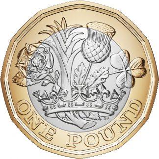 Engeland 1 Pound 2016 UNC