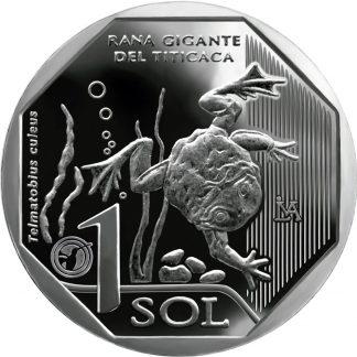 Peru 1 Sol 2019 UNC