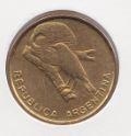 1/2 Centavo 1985 UNC