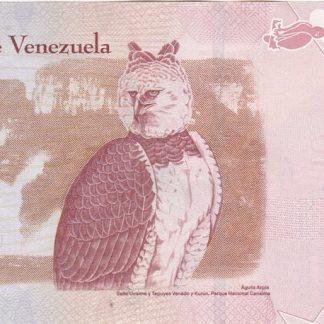 10 Bolivares 2014 UNC