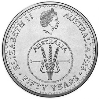 10 Cent 2016 UNC