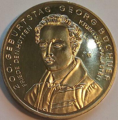 Duitsland 10 euro 2013 UNC