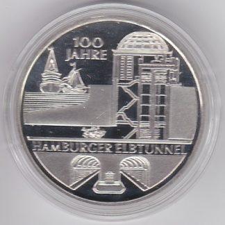 10 Euro 2011 Proef