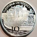Oostenrijk 10 Euro 2014 BU