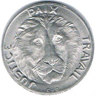 Dem Rep Congo 10 Frank 1965 XF