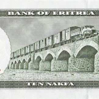 10 Nakfa 1997
