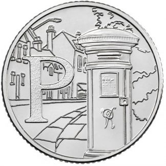 Engeland 10 Pence 2019 UNC