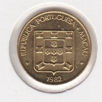 10 Avos 1982 UNC