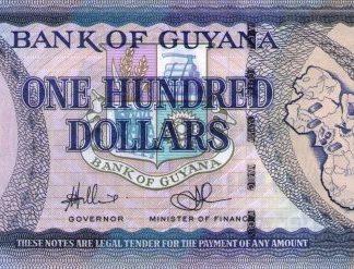 100 Dollar UNC
