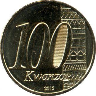 Angola 100 Kwanzas 201 UNC