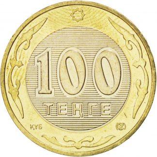 Kazakhstan 100 Tenge 2019 UNC