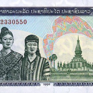 Laos 1000 Kip 1998 UNC