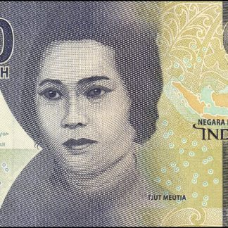 1000 Rupees 2017 UNC