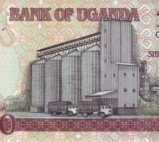 1000 Shilling 2009 UNC