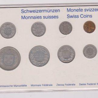 Zwitserland set 1978 MS 60