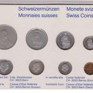 Zwitserland set 1979 MS 60