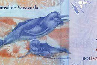 2 Bolivares 2012 UNC