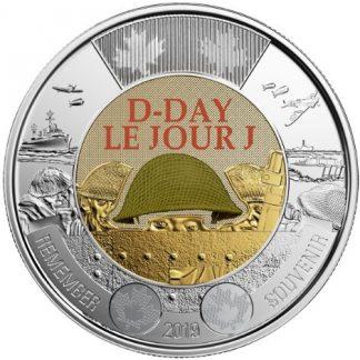 Canada 2 Dollar 2019 UNC