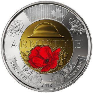 2 Dollar 2018 UNC