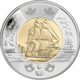 Canada 2 Dollar 2012 UNC