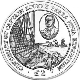 2 Dollar 2002 UNC