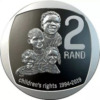 Zuid Afrika 2 Rand 2019 UNC