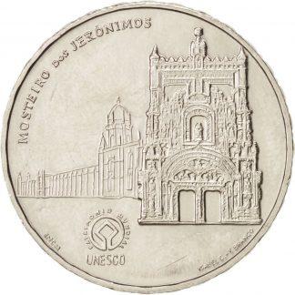 2 1/2 Euro UNC Portugal