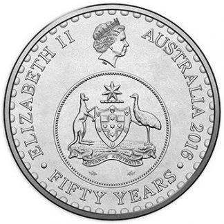 20 Cent 2016 UNC