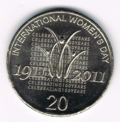 Australie 20 Cent 2011 UNC