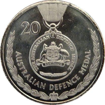 Australie 20 Cent 2017 UNC